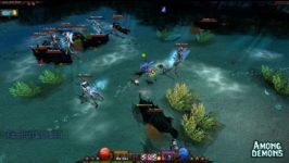 Among Demons Mu Online Private Server Gameplay in Atlans