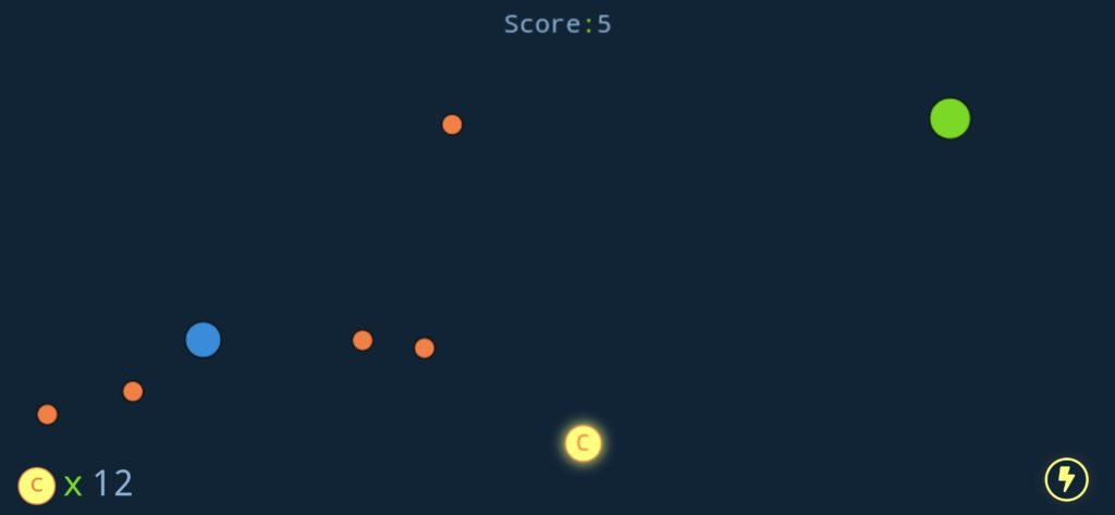 Catch the Dot Android Game Gameplay